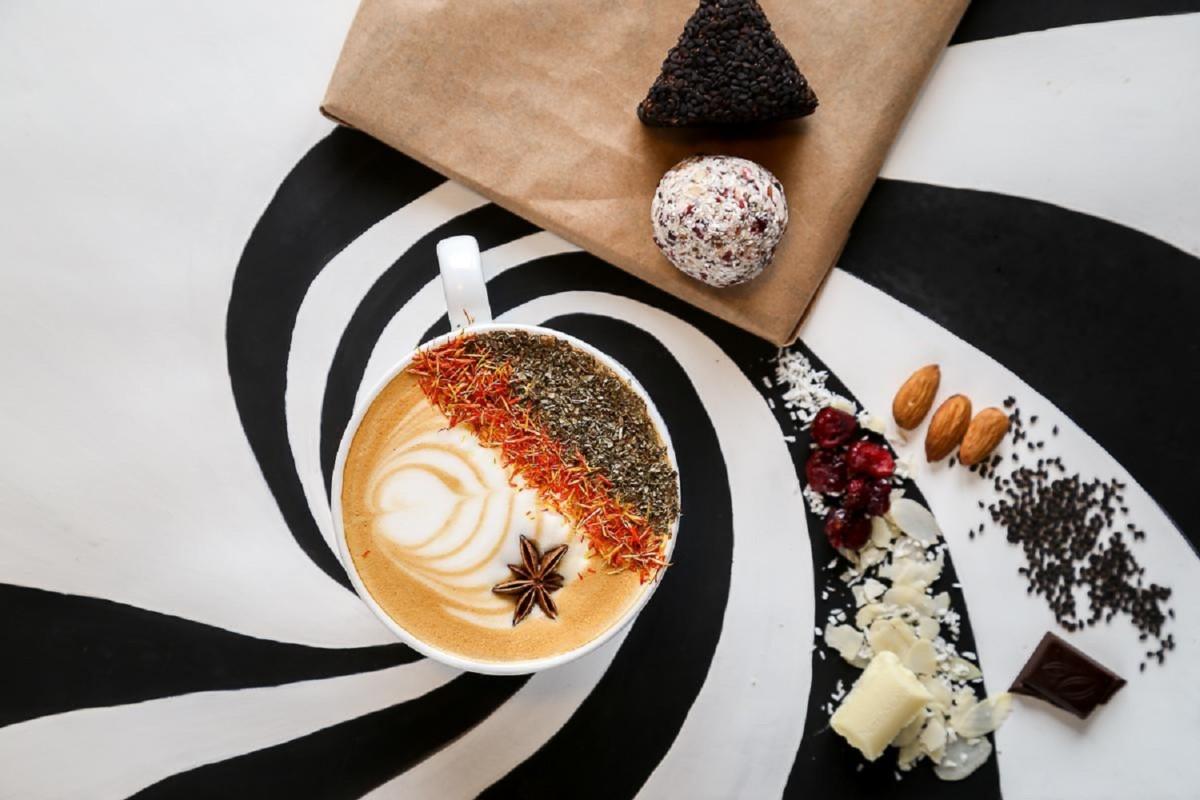 Кофе по-венски с пряностями