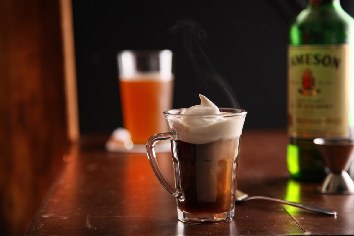 Алкогольный мокачино