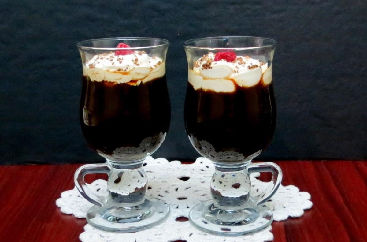 Вишневый кофе