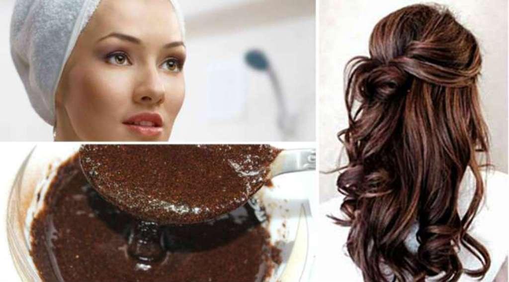 Без использования химических компонентов в домашних условиях можно улучшить цвет волос