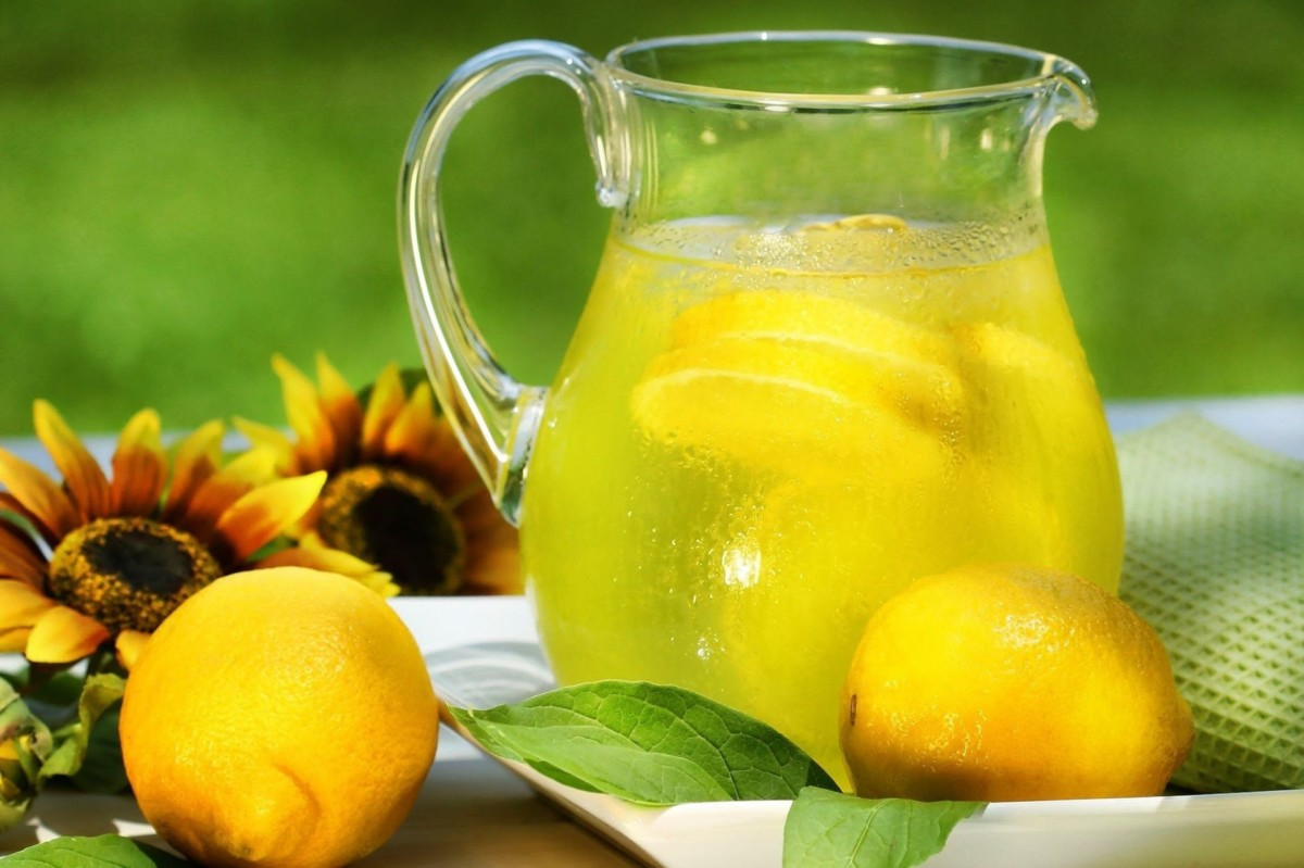 Лимонная водица