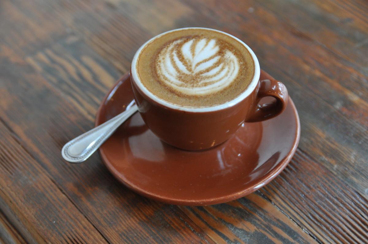 Классический кофе по венски