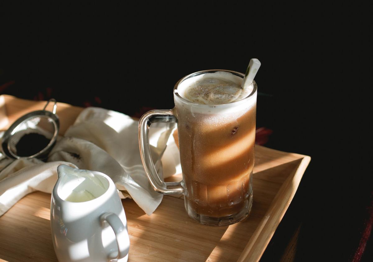 Кофе с солью польза