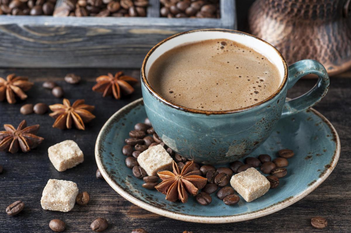 Кофе по-голливудски с молоком