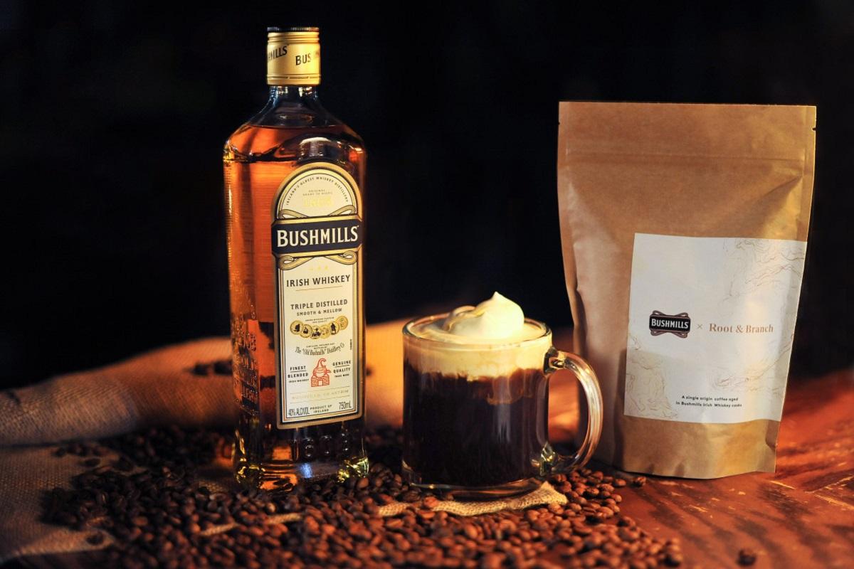 Ирландский кофе с виски