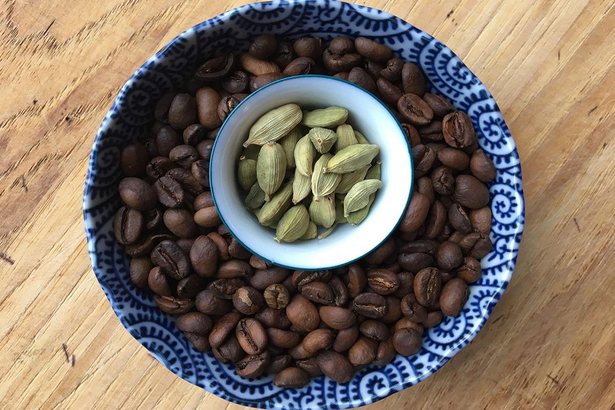 Происхождение кофе с кардамоном