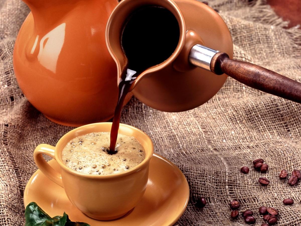 Кофе с мёдом