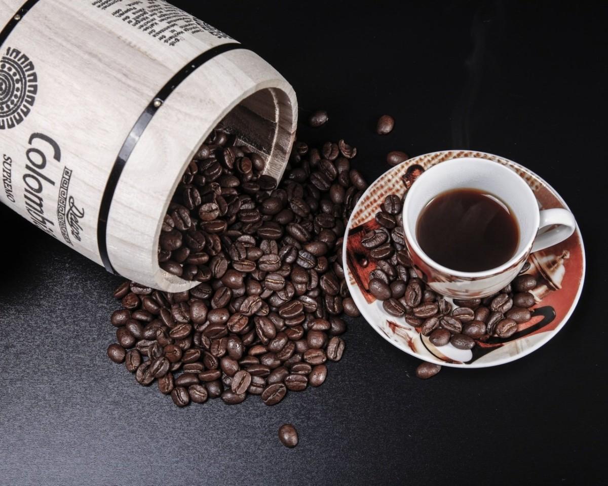 Вред кофе с солью