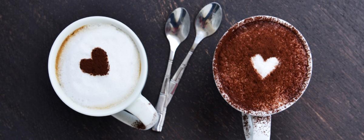 Шоколадный кофе по-венски