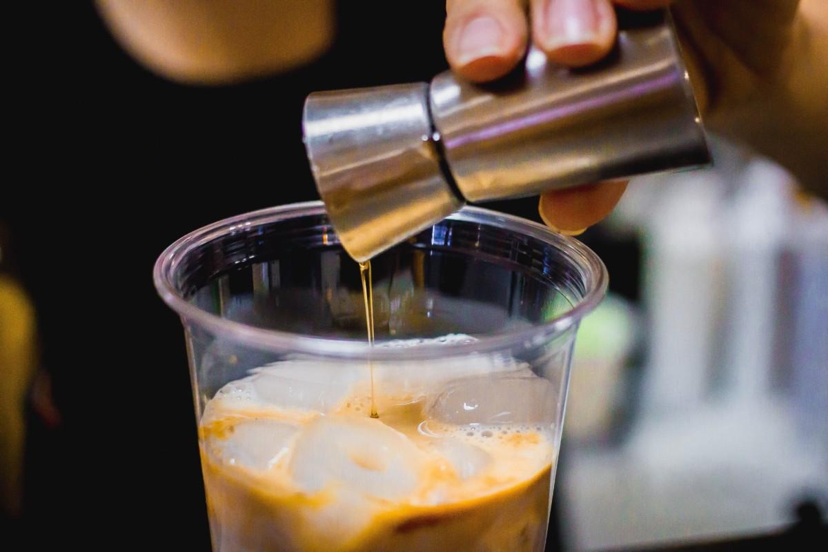Как приготовить сладкий кофе
