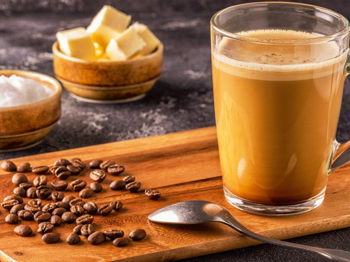 Кофе с маслом Как правильно приготовить кофе со сливочным маслом - Вкусно с Любовью - медиаплатформа МирТесен