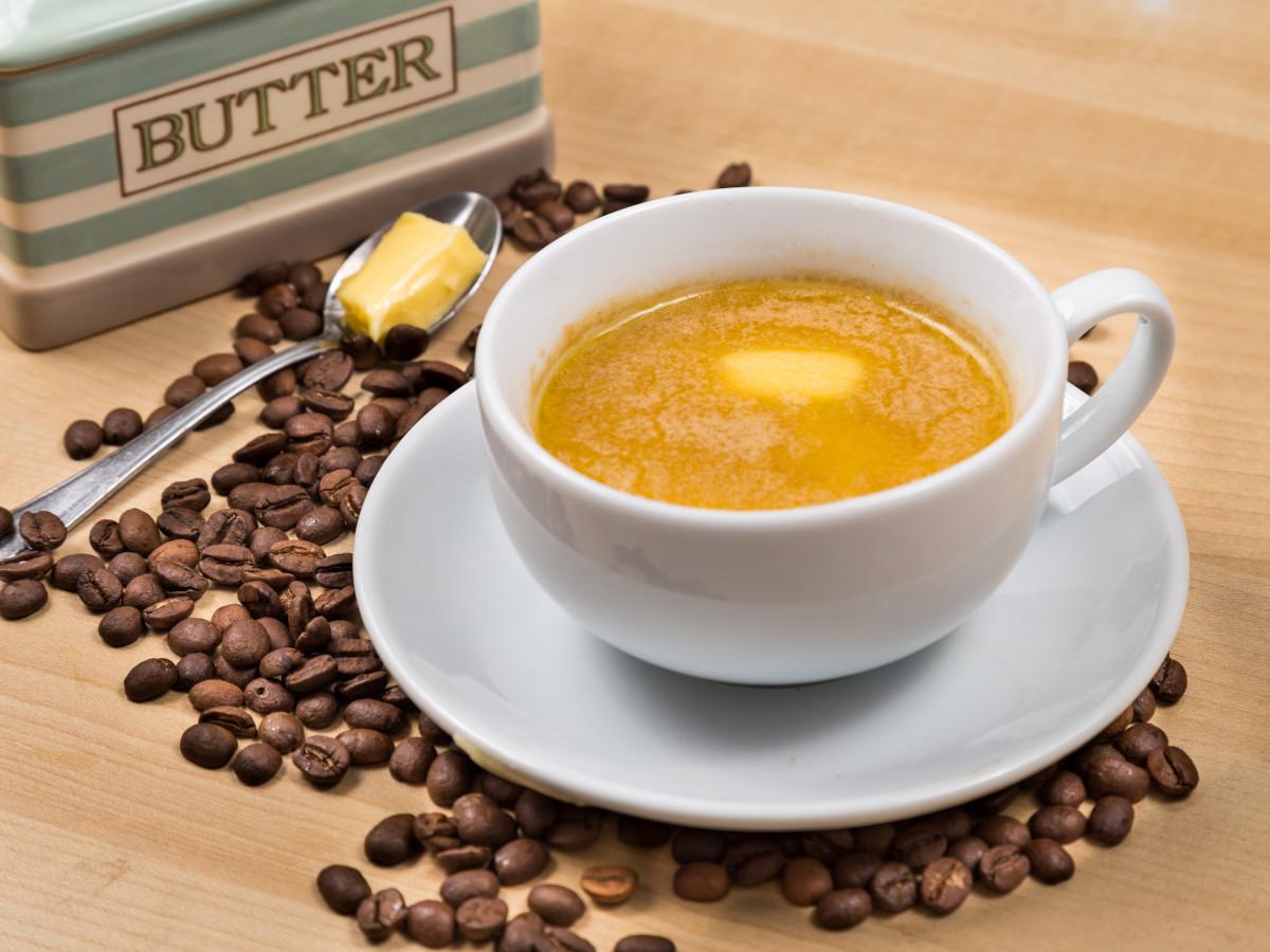 чай со сливочным маслом для похудения