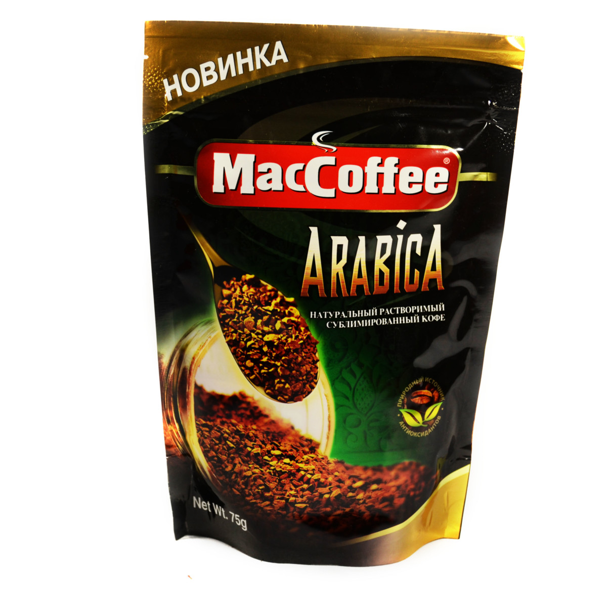 Маккофе растворимый Арабика