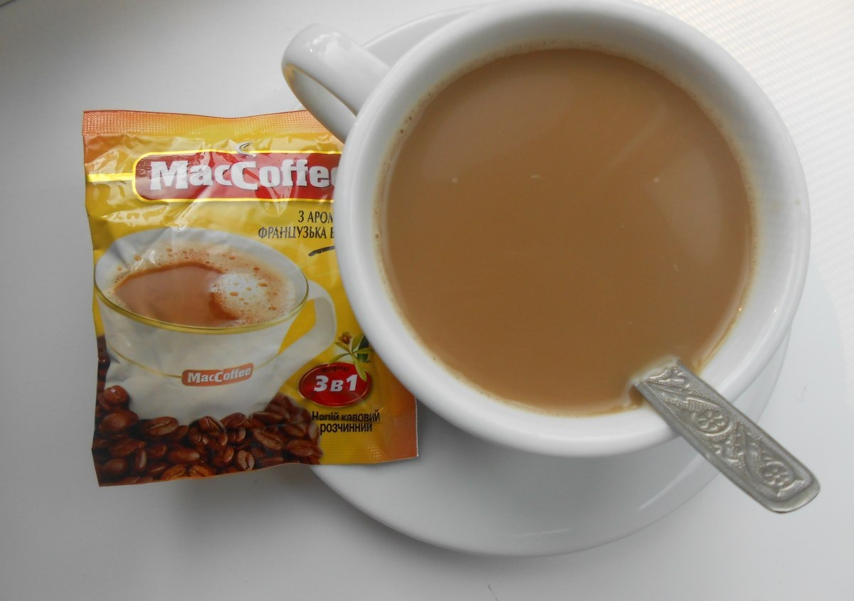 Быстрый кофе