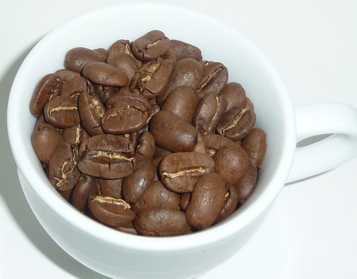 Кофе Марагоджип из Никарагуа