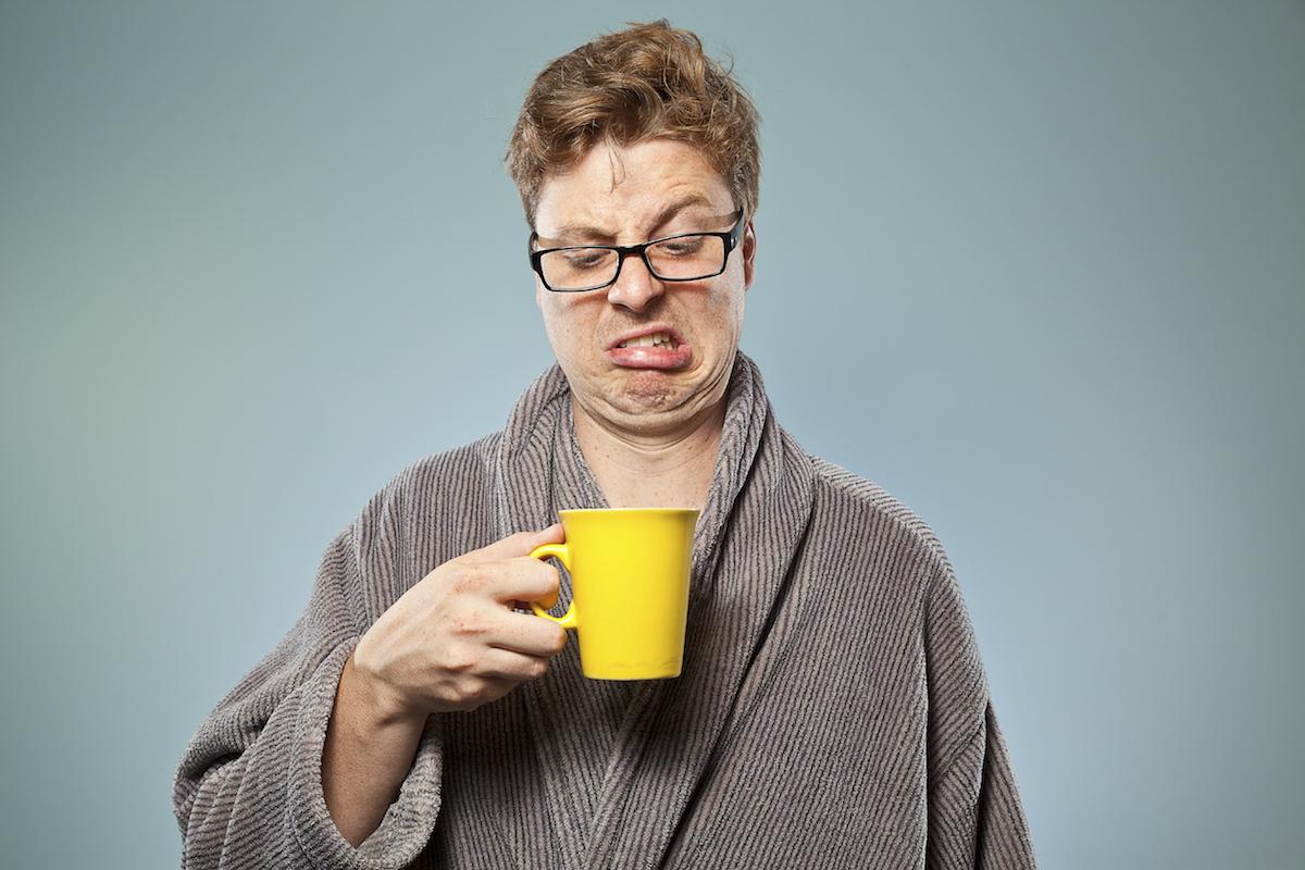 Низкосортный кофе