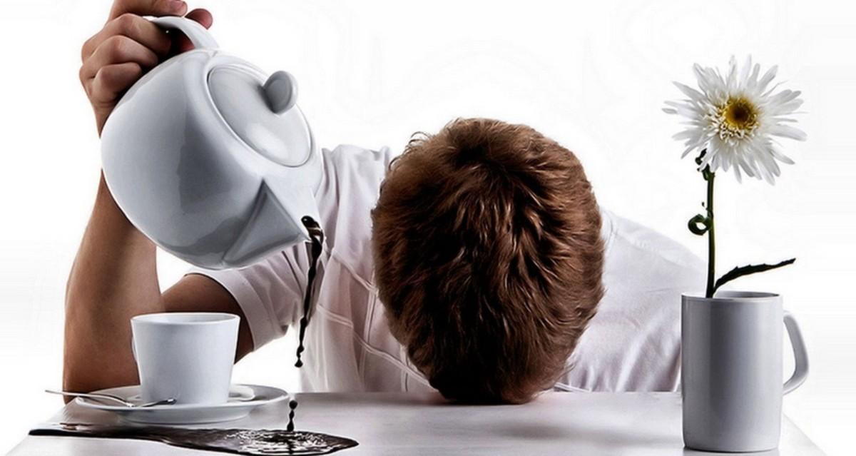 Сон после кофе