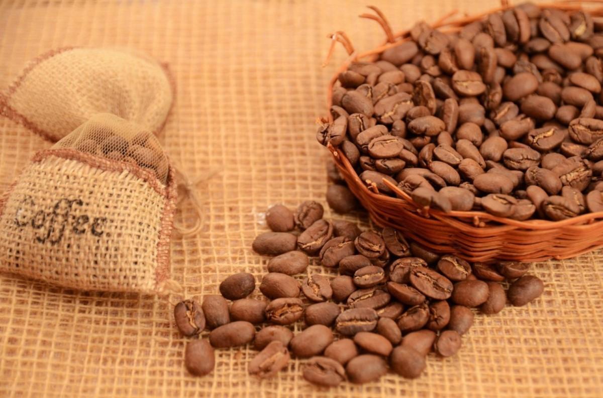 Кофе в зёрнах Марагоджип Гватемала