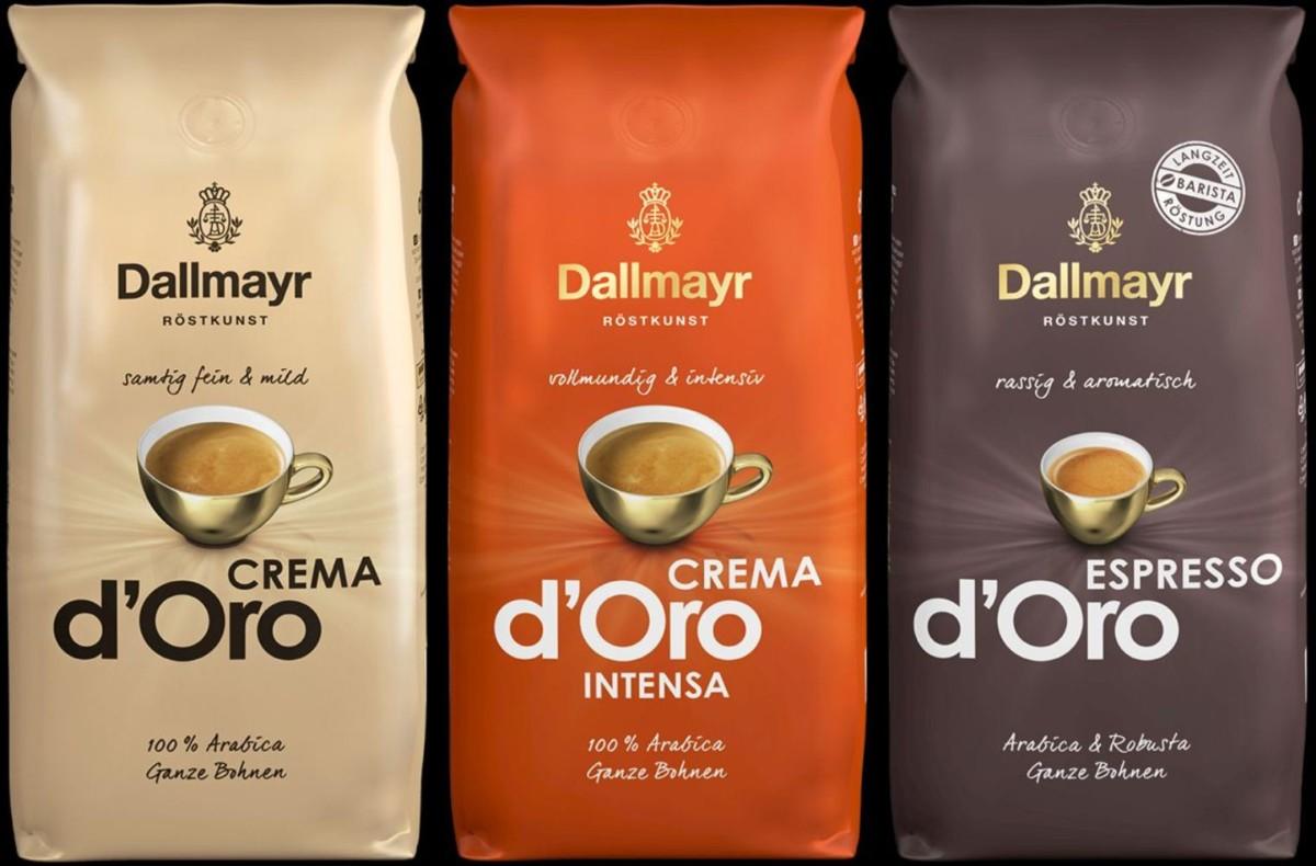 Crema и Espresso d'Oro