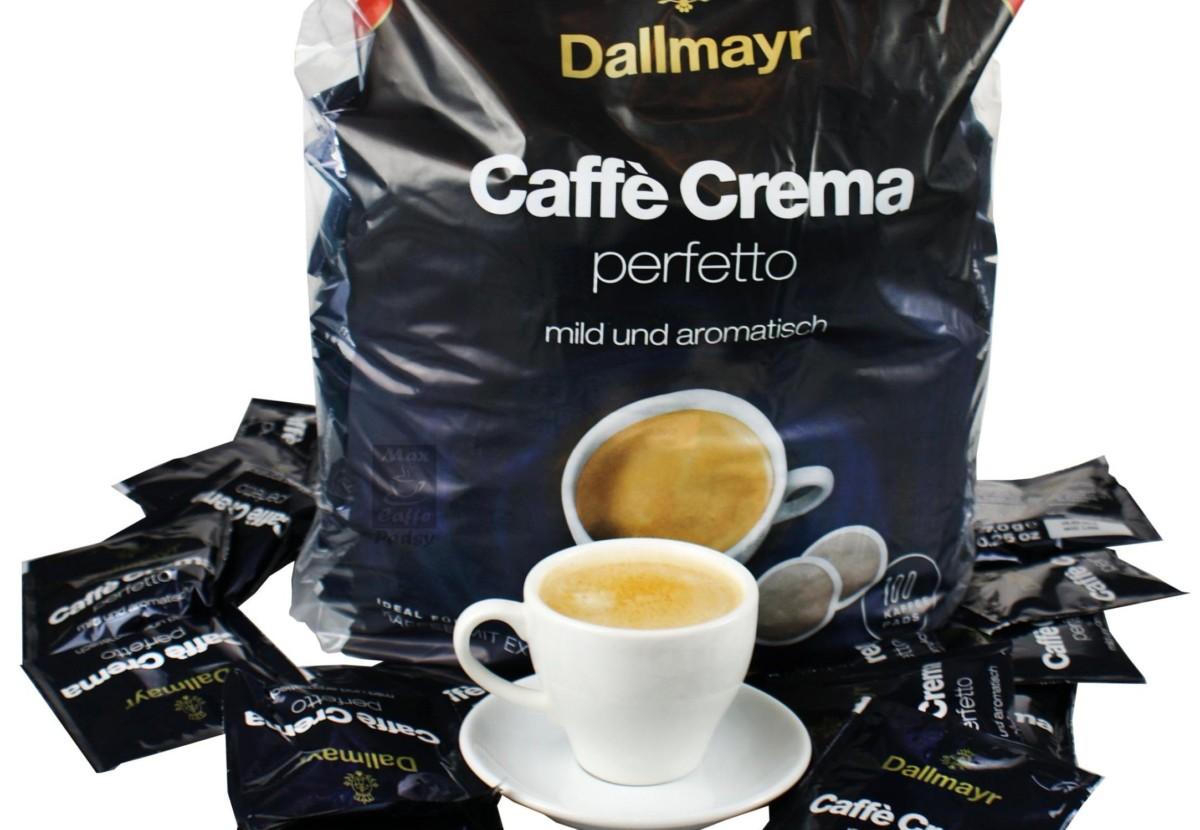 Кофе Dallmayr Caffe Crema Perfetto