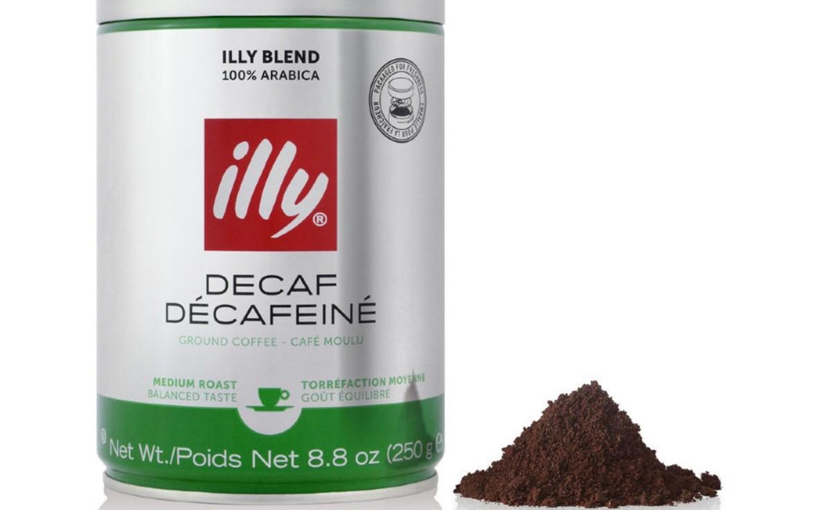 Молотый без кофеина