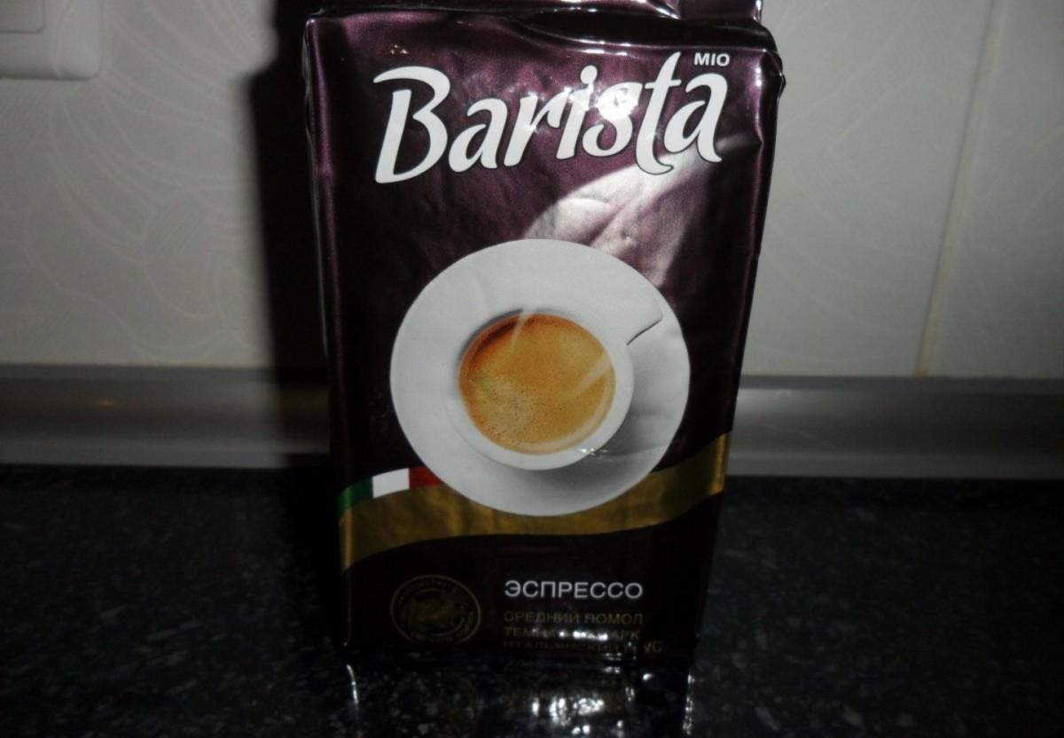 Barista Mio эспрессо