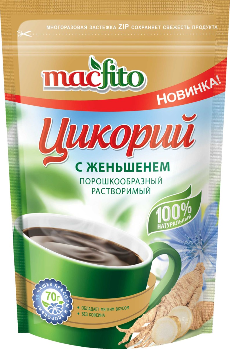 MacFito Цикорий