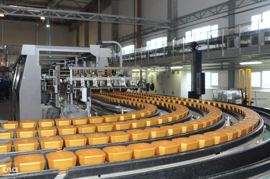 На завершающем этапе изготовления растворимого кофе происходит ароматизация и упаковка