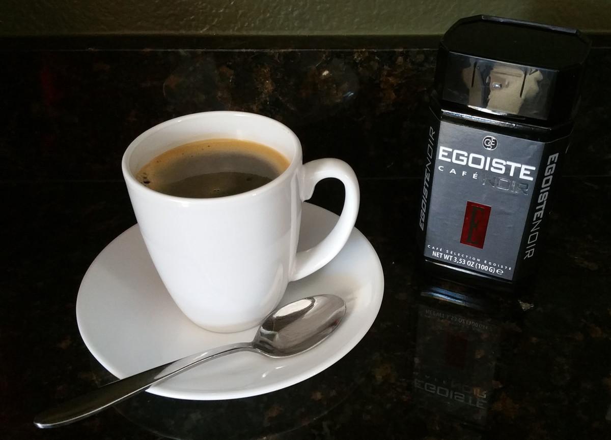 Изысканный кофе получается благодаря собственной технологии производства