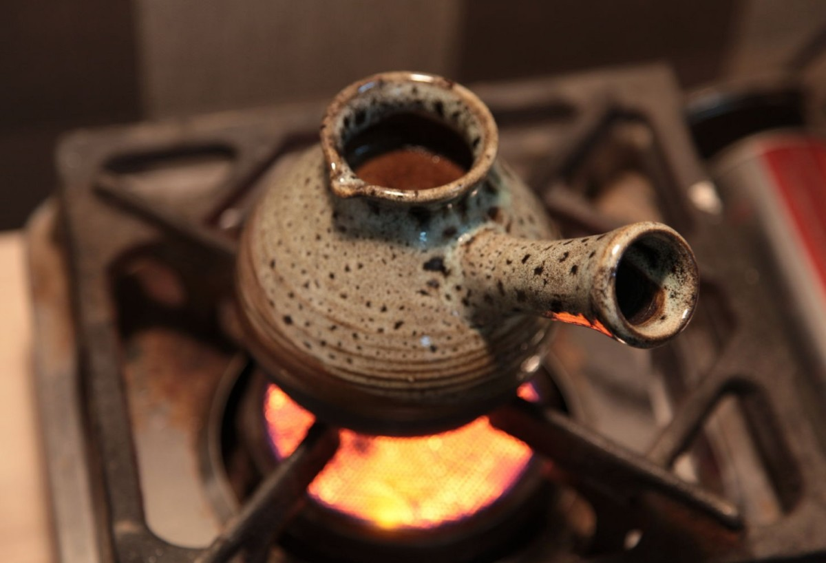 Турка на огне