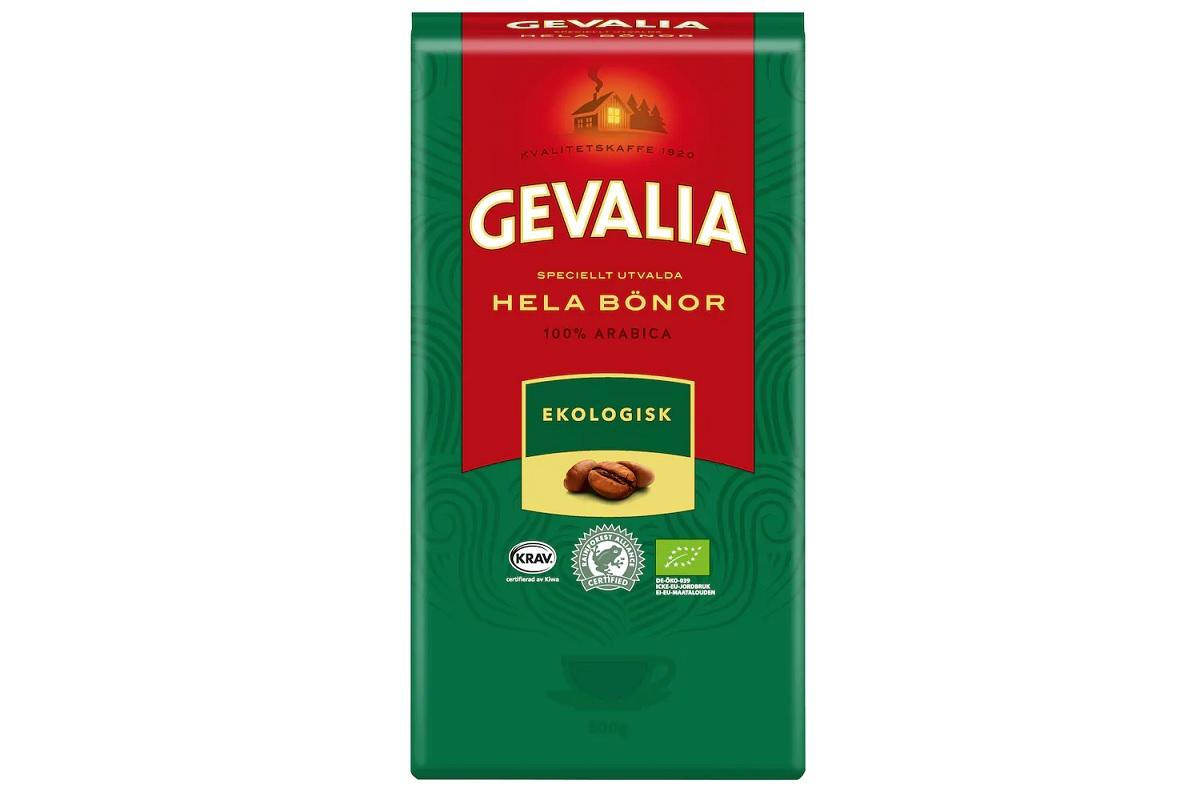 Для производства Gevalia Hela bönor используется сырье из Кении