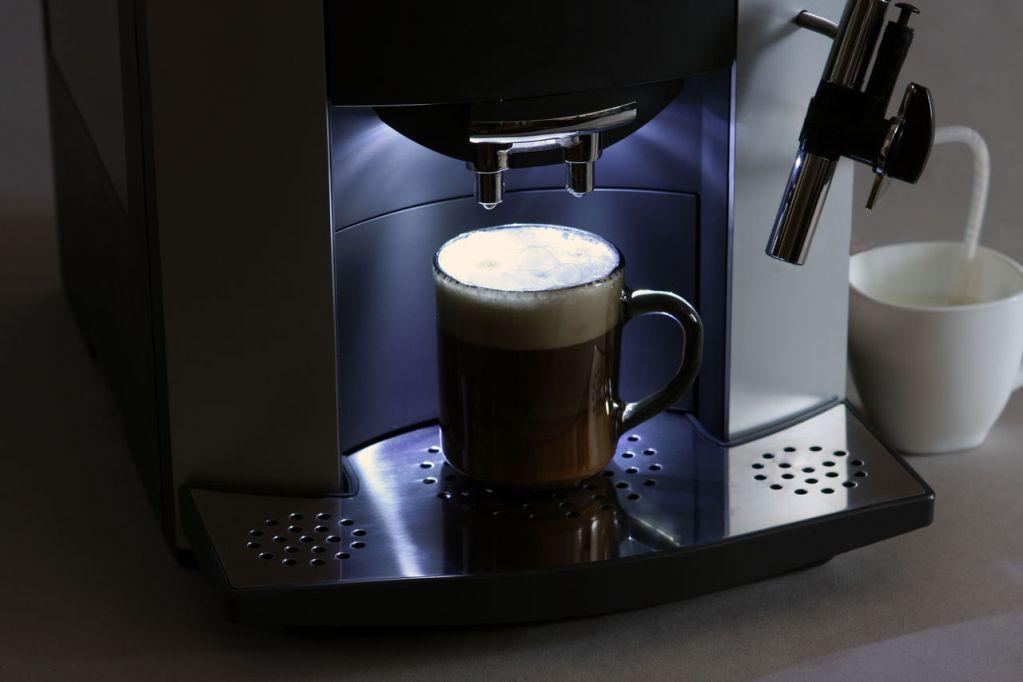 Проще всего приготовить капучино именно в кофемашине