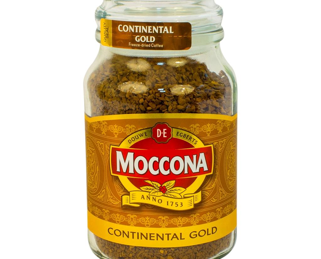 Continental Gold - классический растворимый продукт