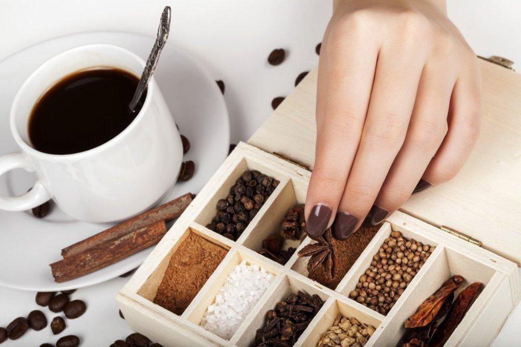 Пряности, входящие в состав кофейного эликсира, создают огненный букет