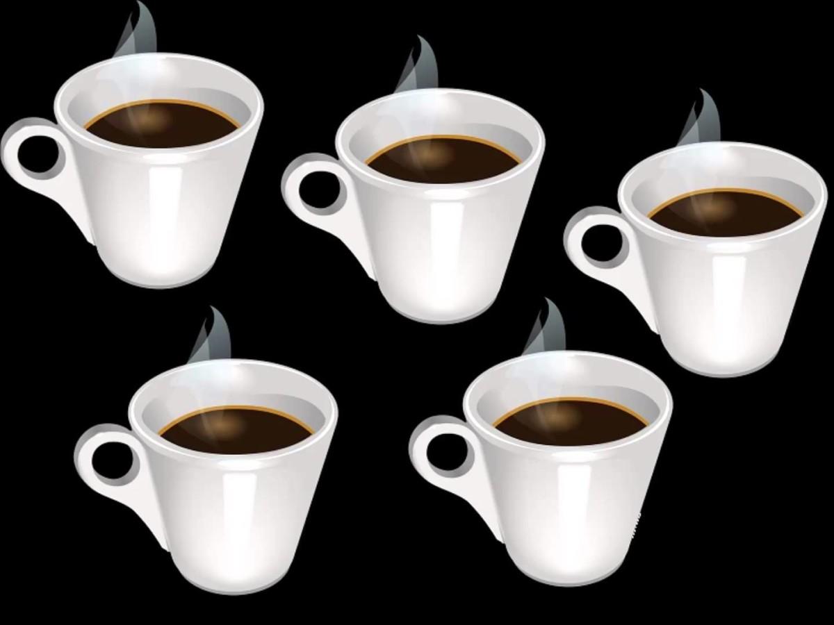 Избыточное употребление кофе вызывает нарушения сна