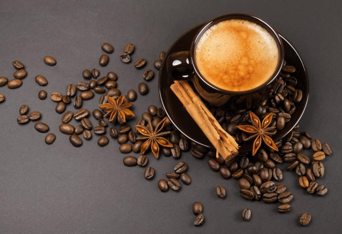 Кофе с корицей не повредит здоровью