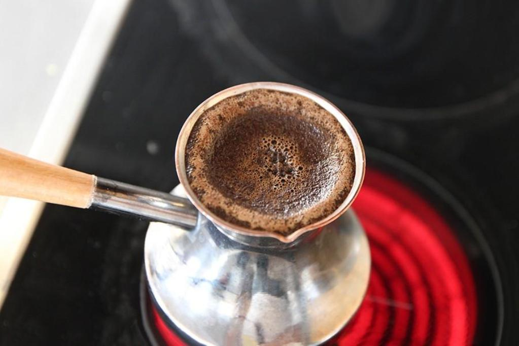 Как сварить кофе с пенкой в турке