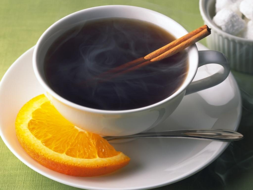 Средиземноморский имбирный кофе стоит пить горячим