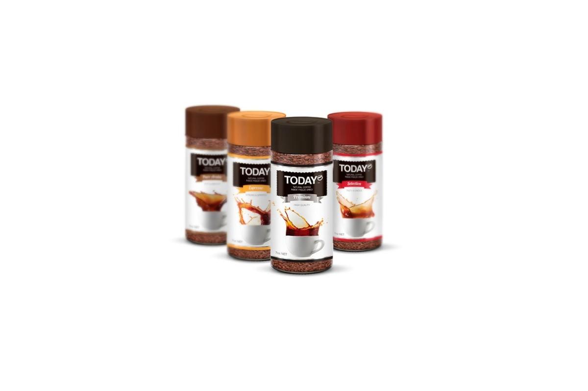 Каждый отдельный вид кофе Тудей имеет различный вкус и аромат