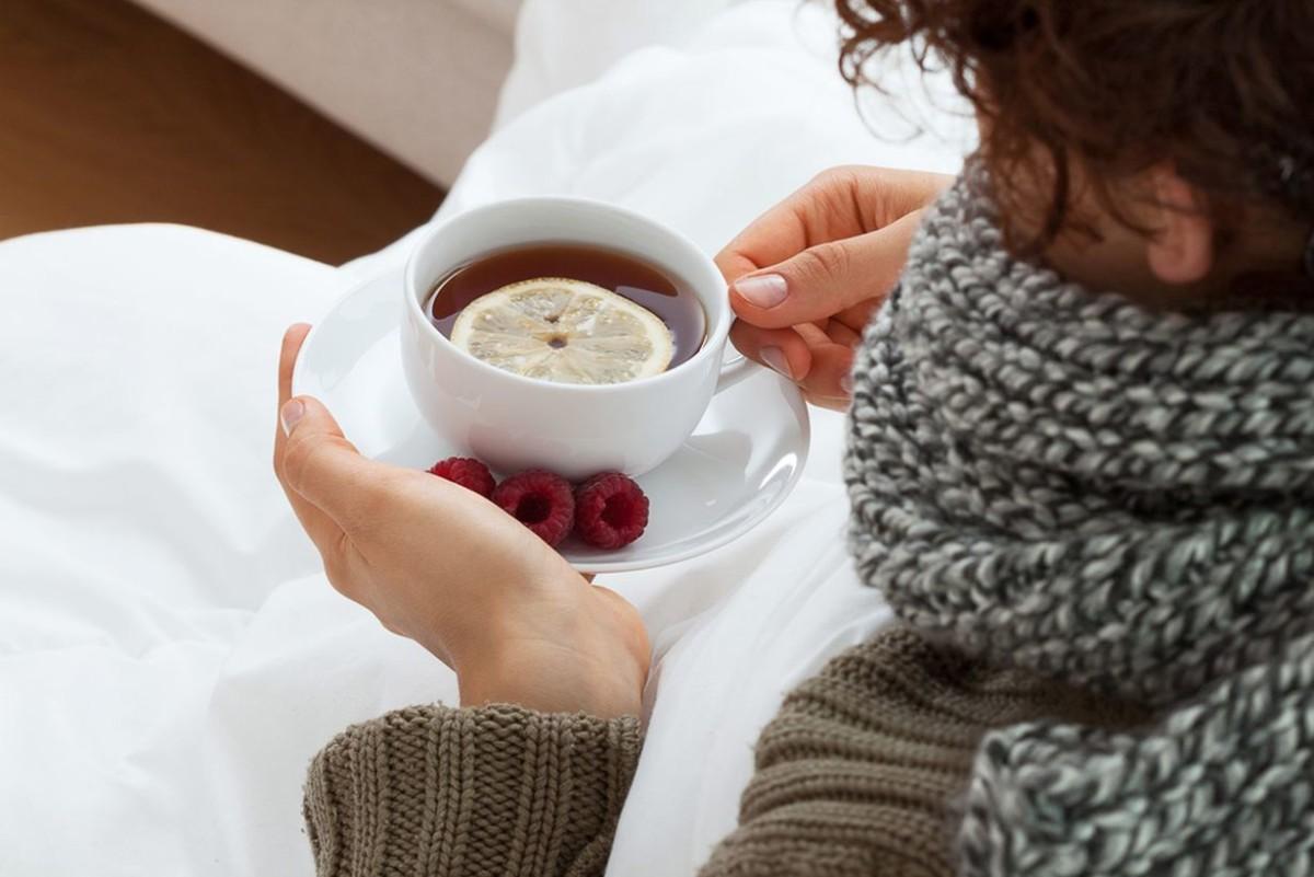 Кофе при простуде