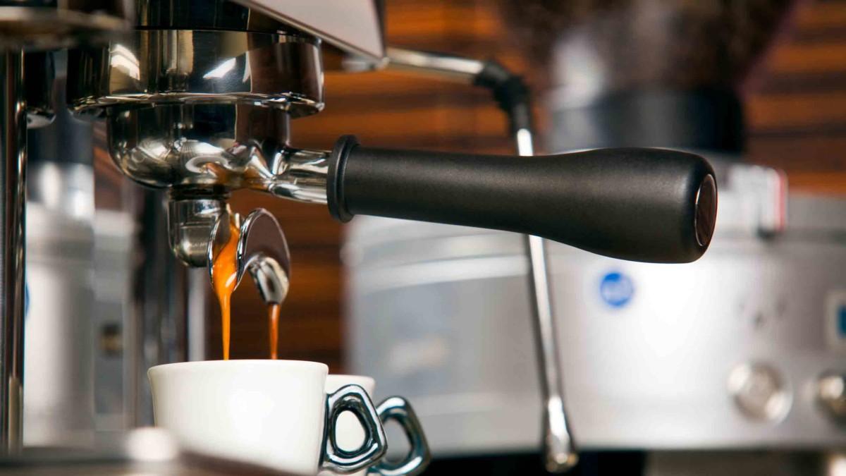 Устройство кофемашины