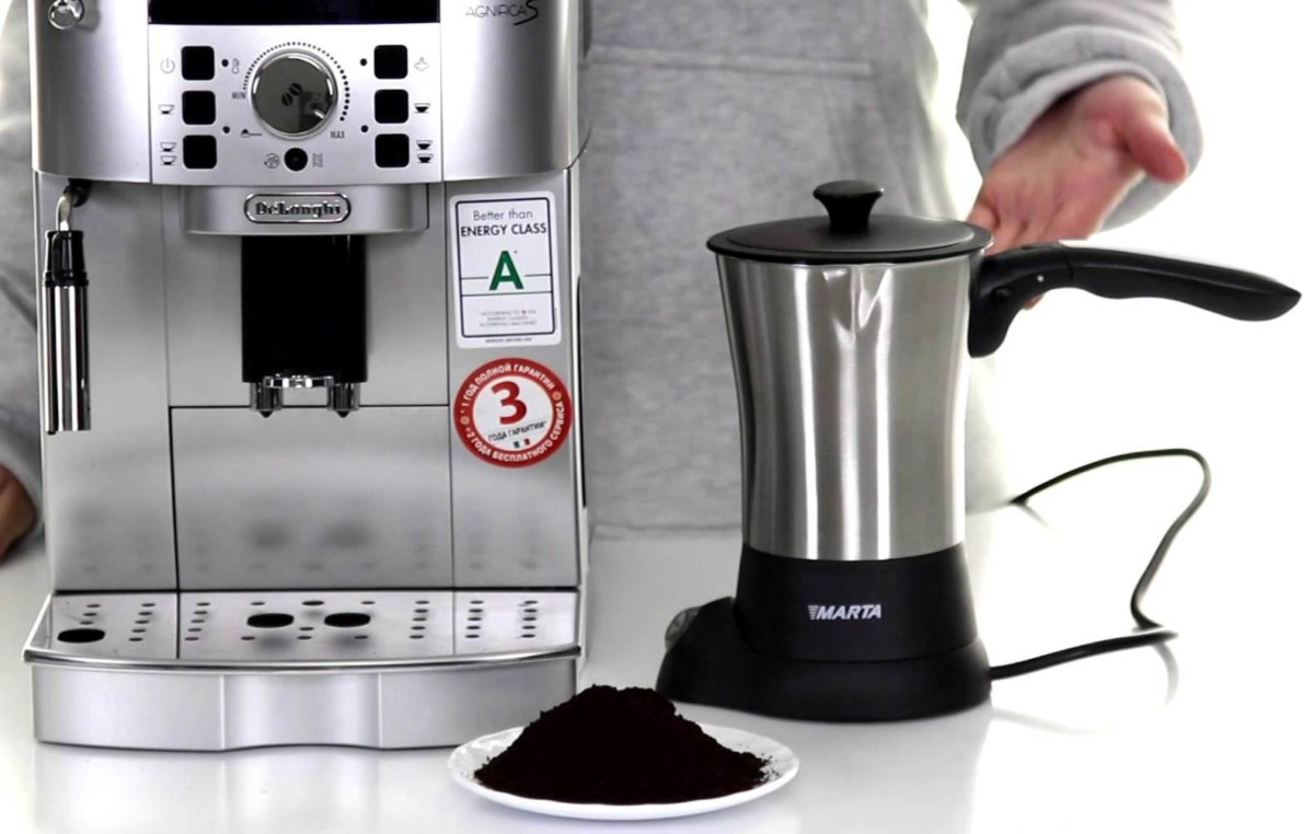 Как сделать выбор кофеварки