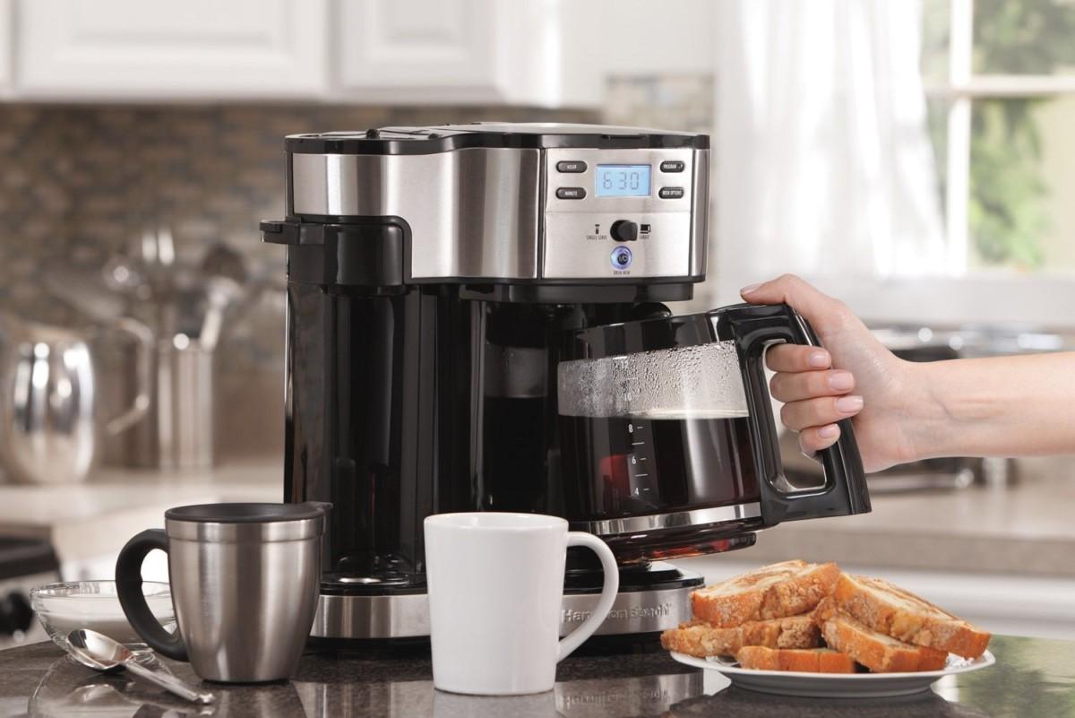 Лучшие кофемашины для дома работы