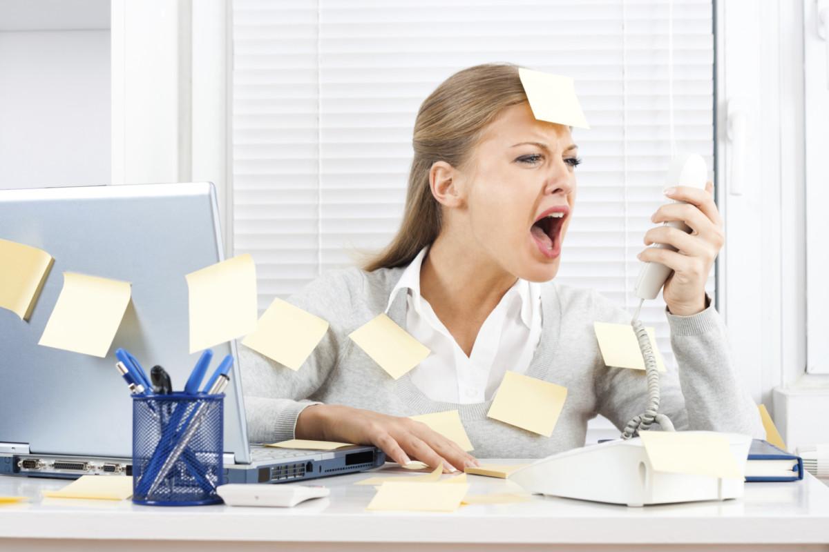 Стресс от кофе