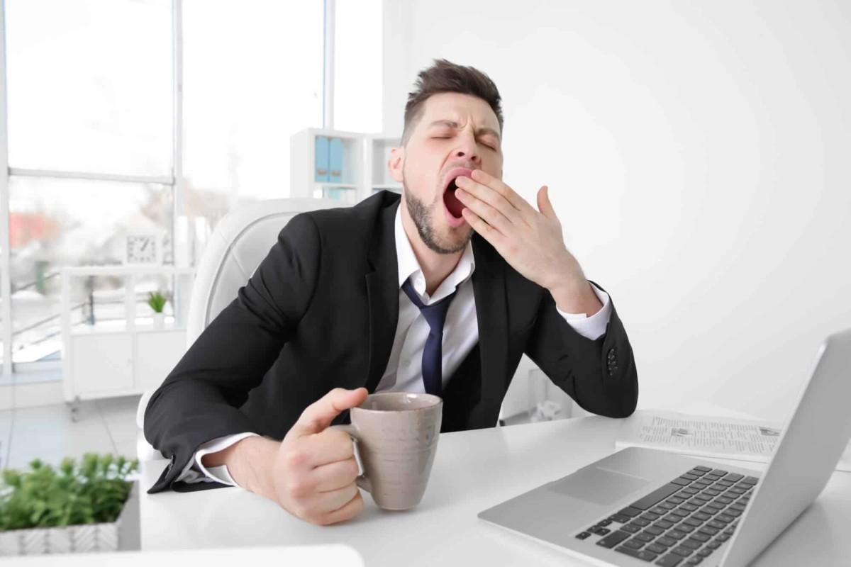 Кофе провоцирует усталость