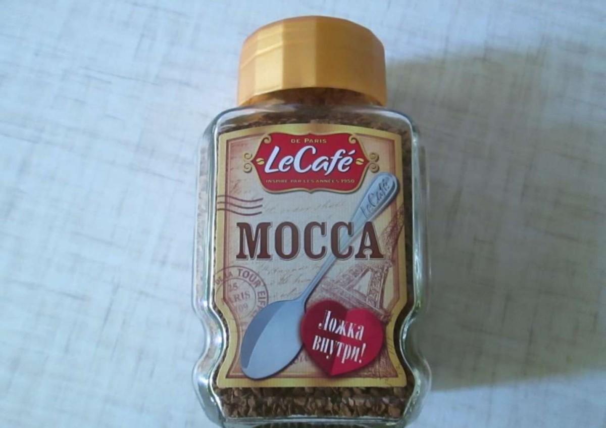 Le Cafe Mocca