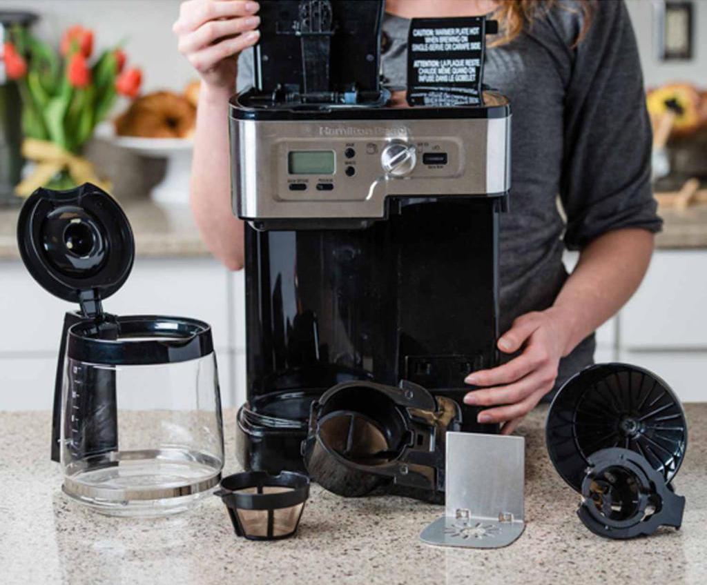 Как чистить кофейное оборудование