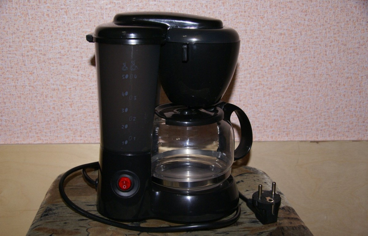 Кофеварка капельная Maxwell MW-1660