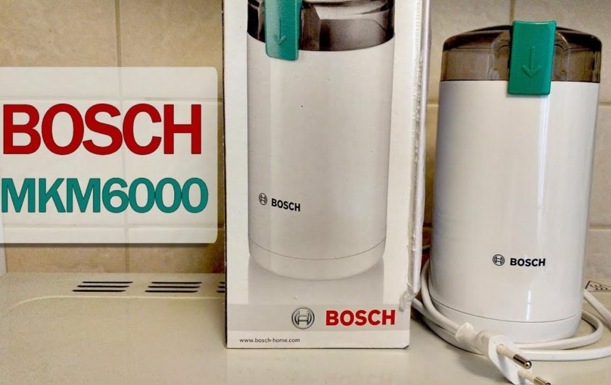 Bosch MKM 6000,6003
