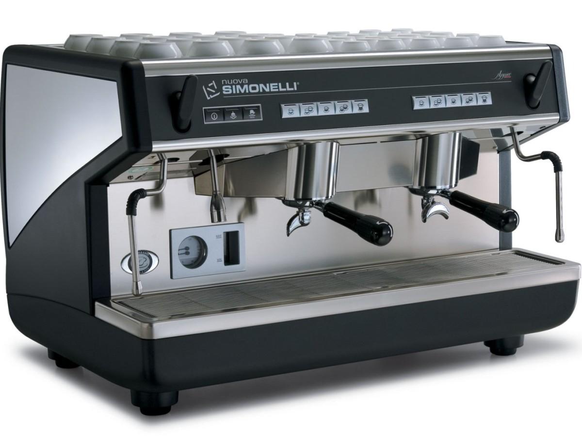 Кофемашины бренда Nuova Simonelliо